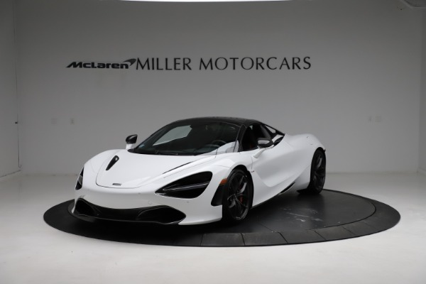 Used 2020 McLaren 720S Spider for sale Sold at Aston Martin of Greenwich in Greenwich CT 06830 8