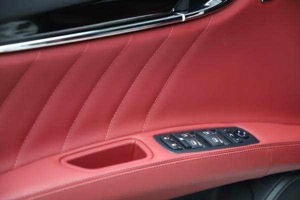 New 2021 Maserati Quattroporte S Q4 GranLusso for sale $122,349 at Aston Martin of Greenwich in Greenwich CT 06830 10