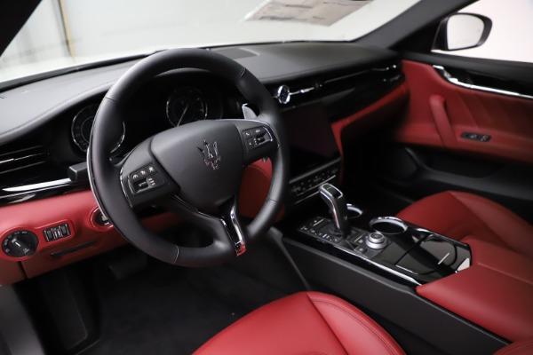 New 2021 Maserati Quattroporte S Q4 GranLusso for sale $122,349 at Aston Martin of Greenwich in Greenwich CT 06830 12