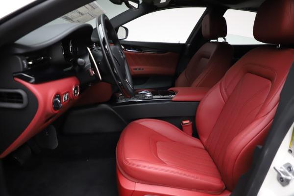 New 2021 Maserati Quattroporte S Q4 GranLusso for sale $122,349 at Aston Martin of Greenwich in Greenwich CT 06830 13