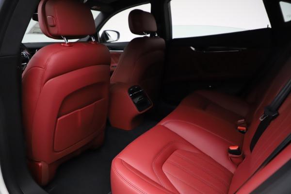 New 2021 Maserati Quattroporte S Q4 GranLusso for sale $122,349 at Aston Martin of Greenwich in Greenwich CT 06830 20