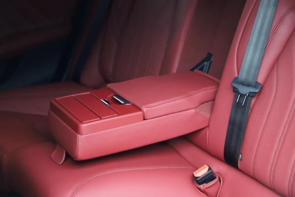 New 2021 Maserati Quattroporte S Q4 GranLusso for sale $122,349 at Aston Martin of Greenwich in Greenwich CT 06830 23