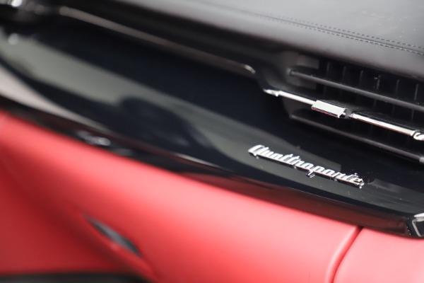 New 2021 Maserati Quattroporte S Q4 GranLusso for sale $122,349 at Aston Martin of Greenwich in Greenwich CT 06830 27