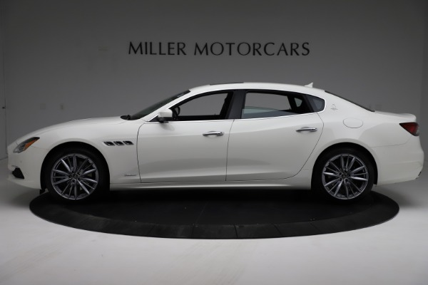 New 2021 Maserati Quattroporte S Q4 GranLusso for sale $122,349 at Aston Martin of Greenwich in Greenwich CT 06830 3