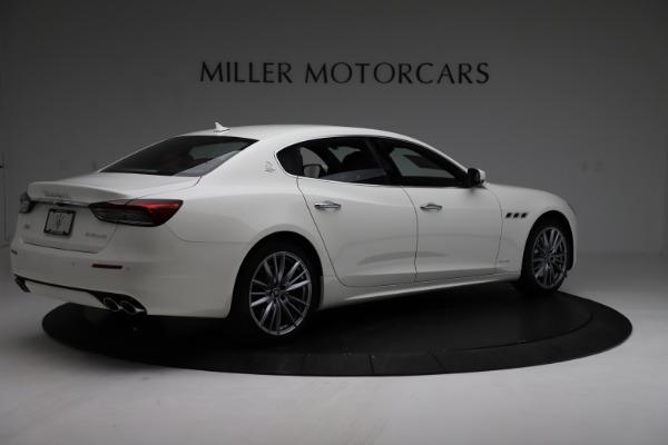 New 2021 Maserati Quattroporte S Q4 GranLusso for sale $122,349 at Aston Martin of Greenwich in Greenwich CT 06830 8