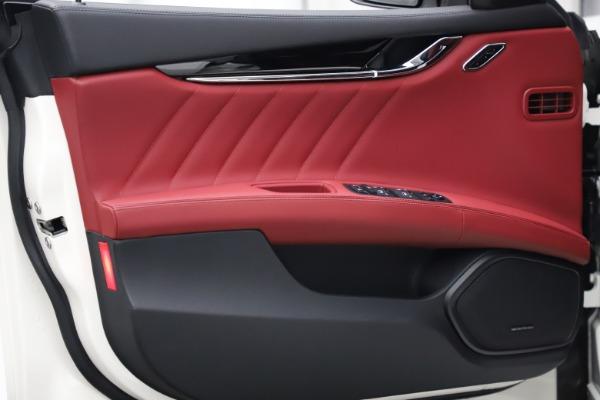 New 2021 Maserati Quattroporte S Q4 GranLusso for sale $122,349 at Aston Martin of Greenwich in Greenwich CT 06830 9