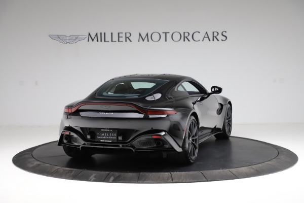 Used 2019 Aston Martin Vantage for sale Sold at Aston Martin of Greenwich in Greenwich CT 06830 6
