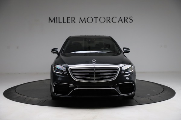 Used 2019 Mercedes-Benz S-Class AMG S 63 for sale $122,900 at Aston Martin of Greenwich in Greenwich CT 06830 21