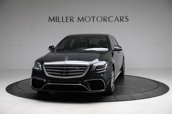 Used 2019 Mercedes-Benz S-Class AMG S 63 for sale $122,900 at Aston Martin of Greenwich in Greenwich CT 06830 22