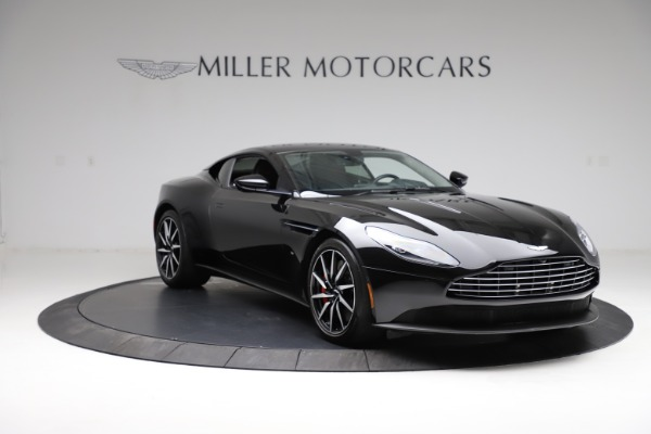 Used 2018 Aston Martin DB11 V12 for sale $159,990 at Aston Martin of Greenwich in Greenwich CT 06830 10