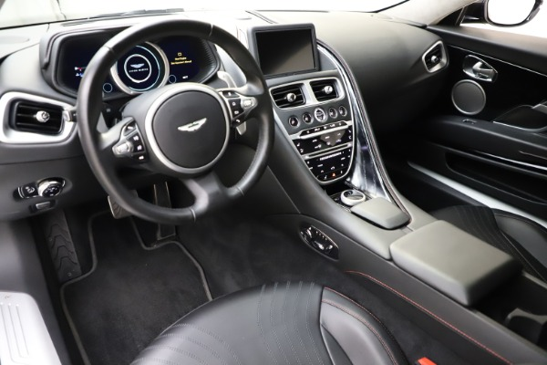 Used 2018 Aston Martin DB11 V12 for sale $159,990 at Aston Martin of Greenwich in Greenwich CT 06830 13