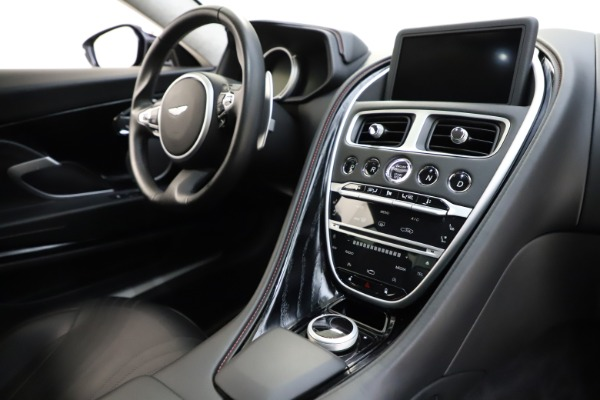 Used 2018 Aston Martin DB11 V12 for sale $159,990 at Aston Martin of Greenwich in Greenwich CT 06830 17