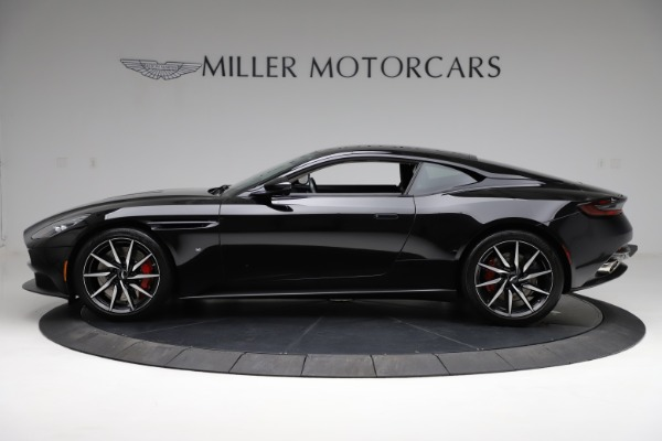 Used 2018 Aston Martin DB11 V12 for sale $159,990 at Aston Martin of Greenwich in Greenwich CT 06830 2