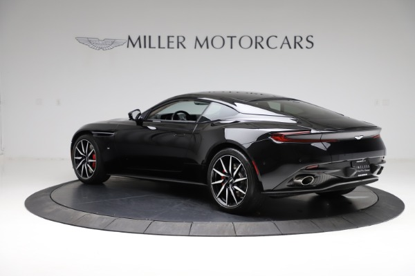Used 2018 Aston Martin DB11 V12 for sale $159,990 at Aston Martin of Greenwich in Greenwich CT 06830 3