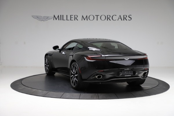 Used 2018 Aston Martin DB11 V12 for sale $159,990 at Aston Martin of Greenwich in Greenwich CT 06830 4