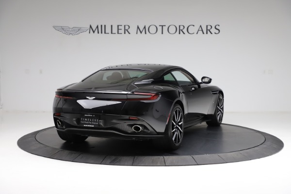 Used 2018 Aston Martin DB11 V12 for sale $159,990 at Aston Martin of Greenwich in Greenwich CT 06830 6