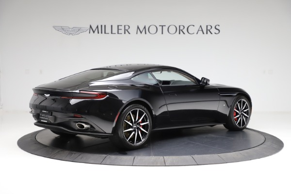 Used 2018 Aston Martin DB11 V12 for sale $159,990 at Aston Martin of Greenwich in Greenwich CT 06830 7