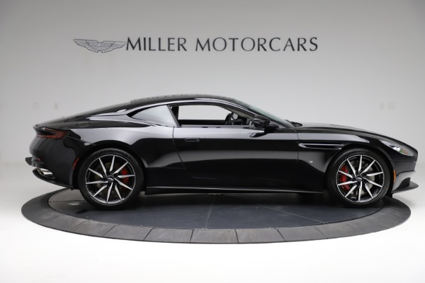 Used 2018 Aston Martin DB11 V12 for sale $159,990 at Aston Martin of Greenwich in Greenwich CT 06830 8