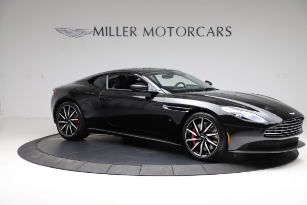 Used 2018 Aston Martin DB11 V12 for sale $159,990 at Aston Martin of Greenwich in Greenwich CT 06830 9