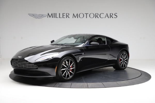 Used 2018 Aston Martin DB11 V12 for sale $159,990 at Aston Martin of Greenwich in Greenwich CT 06830 1
