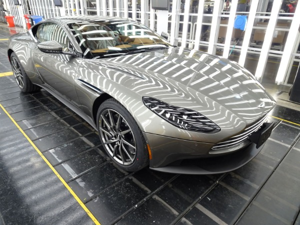 New 2021 Aston Martin DB11 V8 for sale $240,886 at Aston Martin of Greenwich in Greenwich CT 06830 2