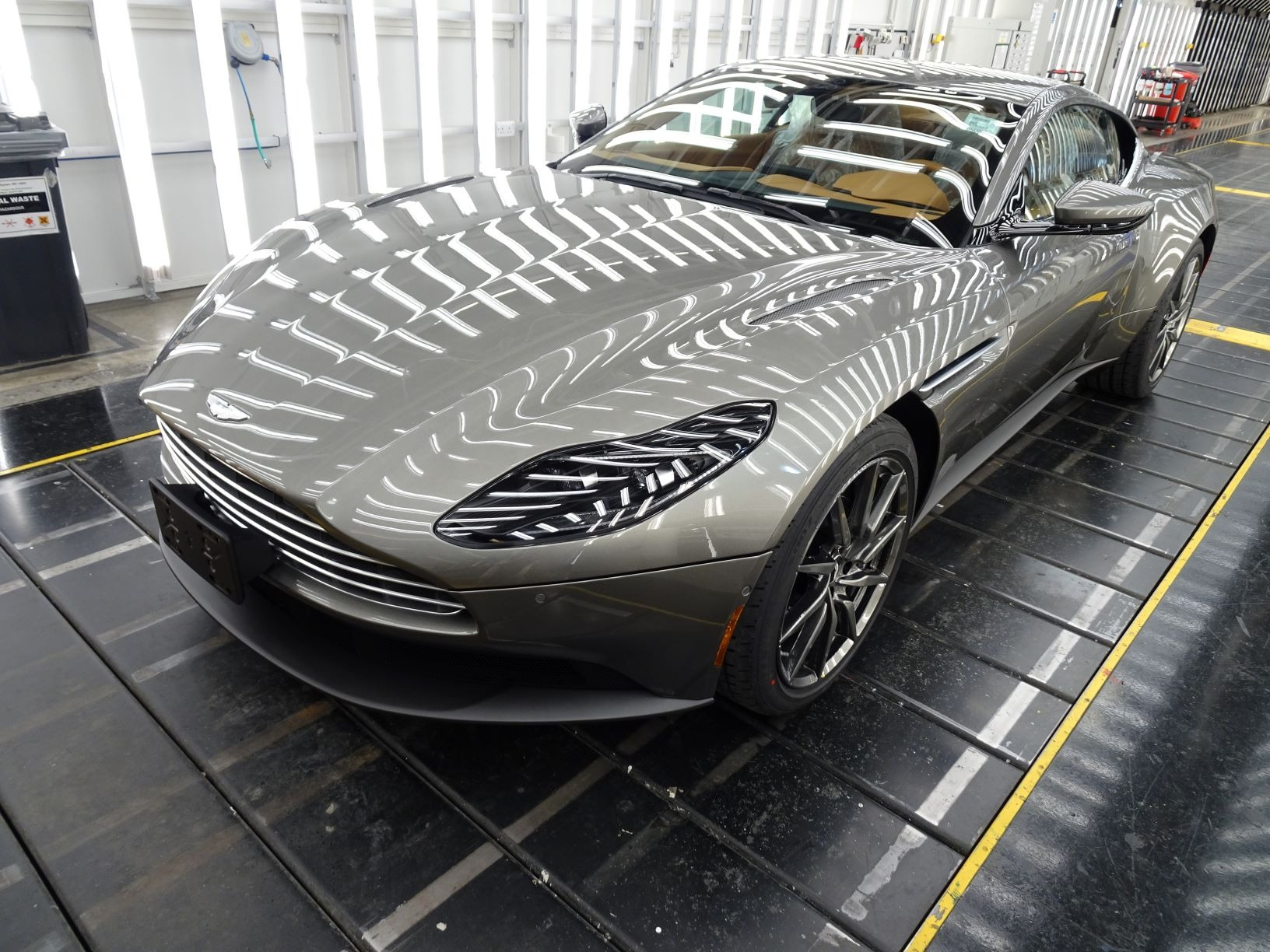 New 2021 Aston Martin DB11 V8 for sale $240,886 at Aston Martin of Greenwich in Greenwich CT 06830 1