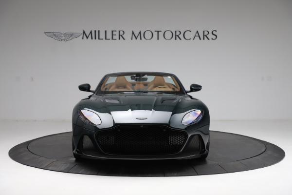 New 2021 Aston Martin DBS Superleggera Volante for sale $392,916 at Aston Martin of Greenwich in Greenwich CT 06830 11
