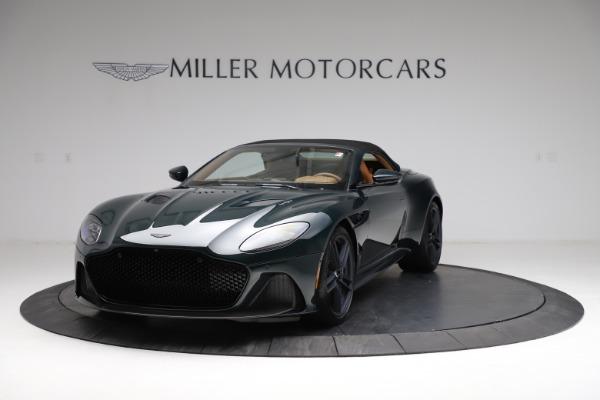 New 2021 Aston Martin DBS Superleggera Volante for sale $392,916 at Aston Martin of Greenwich in Greenwich CT 06830 12