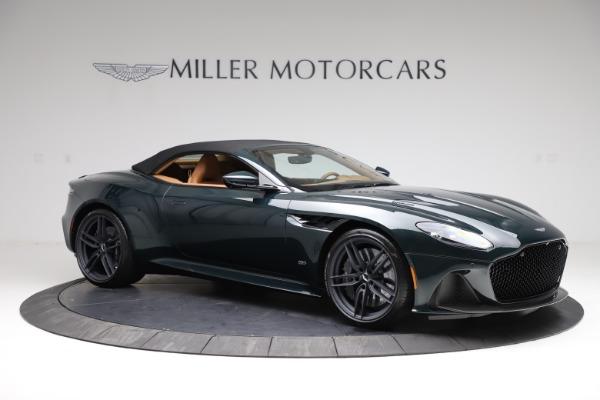 New 2021 Aston Martin DBS Superleggera Volante for sale $392,916 at Aston Martin of Greenwich in Greenwich CT 06830 16