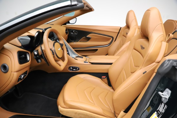 New 2021 Aston Martin DBS Superleggera Volante for sale $392,916 at Aston Martin of Greenwich in Greenwich CT 06830 18
