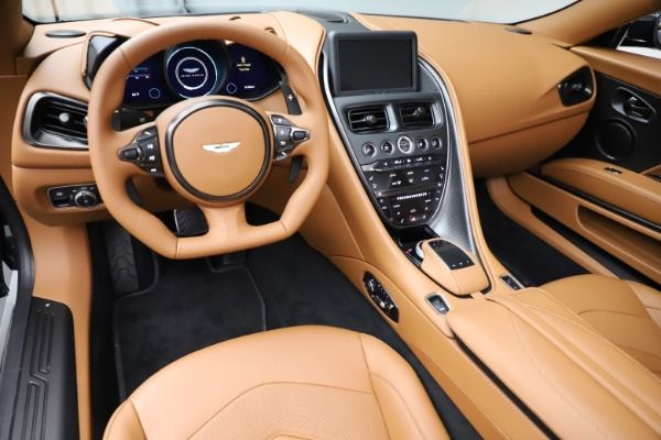 New 2021 Aston Martin DBS Superleggera Volante for sale $392,916 at Aston Martin of Greenwich in Greenwich CT 06830 19