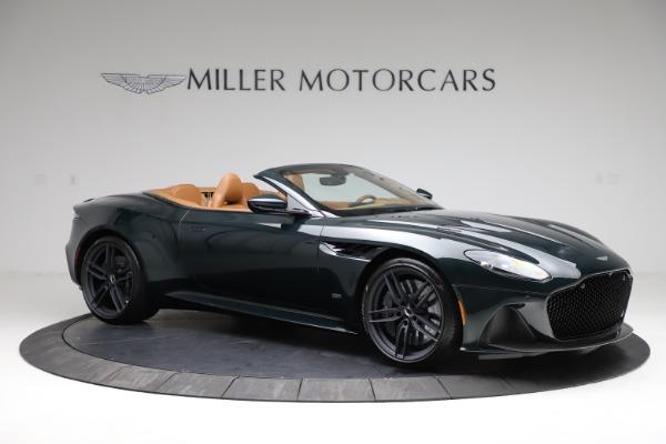 New 2021 Aston Martin DBS Superleggera Volante for sale $392,916 at Aston Martin of Greenwich in Greenwich CT 06830 9