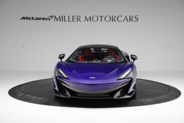 Used 2019 McLaren 600LT for sale $234,900 at Aston Martin of Greenwich in Greenwich CT 06830 11