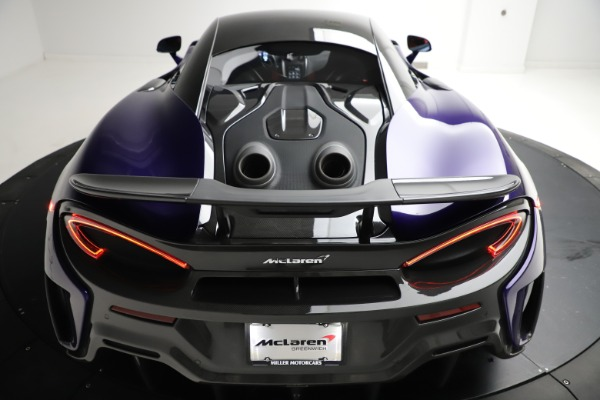 Used 2019 McLaren 600LT for sale $234,900 at Aston Martin of Greenwich in Greenwich CT 06830 26