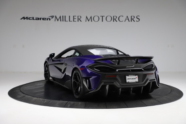 Used 2019 McLaren 600LT for sale $234,900 at Aston Martin of Greenwich in Greenwich CT 06830 4