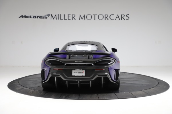 Used 2019 McLaren 600LT for sale $234,900 at Aston Martin of Greenwich in Greenwich CT 06830 5