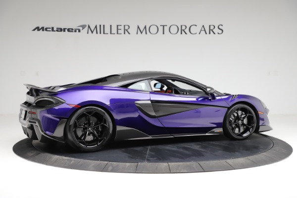 Used 2019 McLaren 600LT for sale $234,900 at Aston Martin of Greenwich in Greenwich CT 06830 7