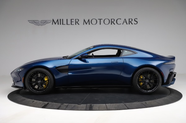 New 2021 Aston Martin Vantage Coupe for sale $179,386 at Aston Martin of Greenwich in Greenwich CT 06830 2