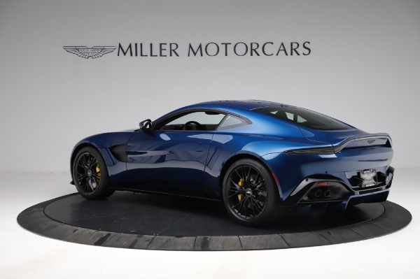 New 2021 Aston Martin Vantage Coupe for sale $179,386 at Aston Martin of Greenwich in Greenwich CT 06830 3
