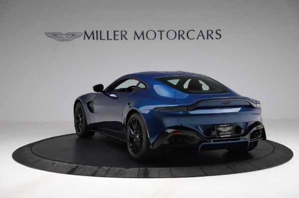 New 2021 Aston Martin Vantage Coupe for sale $179,386 at Aston Martin of Greenwich in Greenwich CT 06830 4