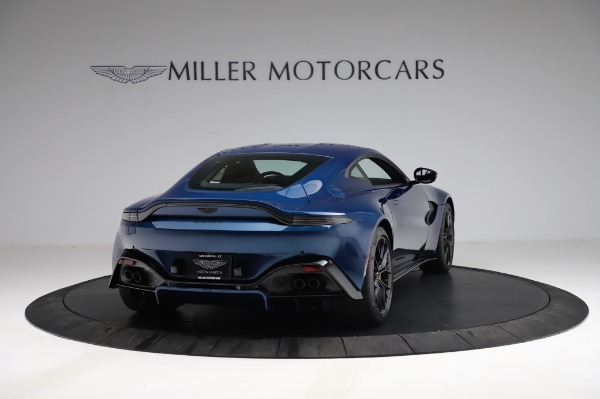 New 2021 Aston Martin Vantage Coupe for sale $179,386 at Aston Martin of Greenwich in Greenwich CT 06830 6