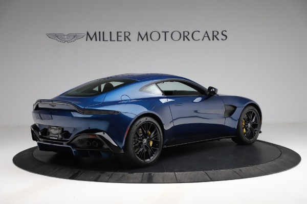 New 2021 Aston Martin Vantage Coupe for sale $179,386 at Aston Martin of Greenwich in Greenwich CT 06830 7