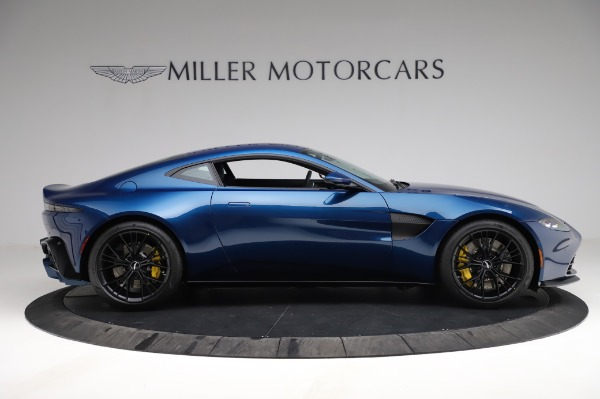 New 2021 Aston Martin Vantage Coupe for sale $179,386 at Aston Martin of Greenwich in Greenwich CT 06830 8