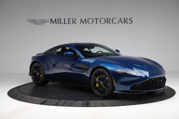 New 2021 Aston Martin Vantage Coupe for sale $179,386 at Aston Martin of Greenwich in Greenwich CT 06830 9