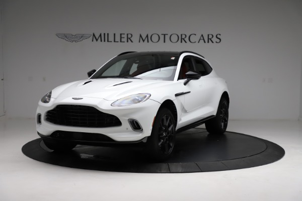 New 2021 Aston Martin DBX for sale $210,386 at Aston Martin of Greenwich in Greenwich CT 06830 13