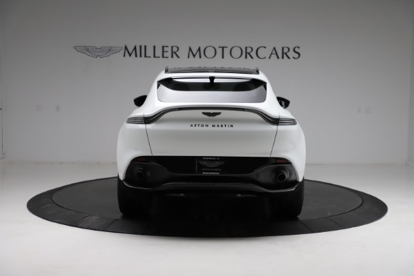 New 2021 Aston Martin DBX for sale $210,386 at Aston Martin of Greenwich in Greenwich CT 06830 5