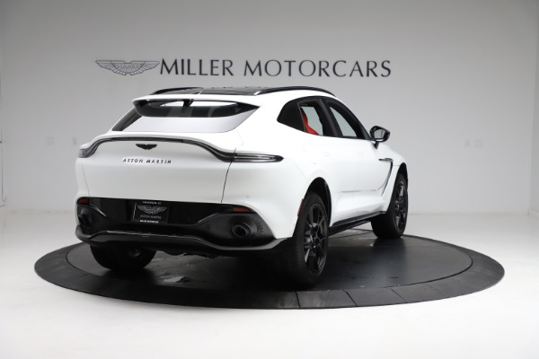 New 2021 Aston Martin DBX for sale $210,386 at Aston Martin of Greenwich in Greenwich CT 06830 6