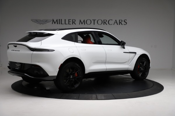 New 2021 Aston Martin DBX for sale $210,386 at Aston Martin of Greenwich in Greenwich CT 06830 7