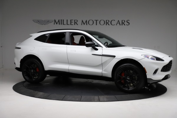 New 2021 Aston Martin DBX for sale $210,386 at Aston Martin of Greenwich in Greenwich CT 06830 9