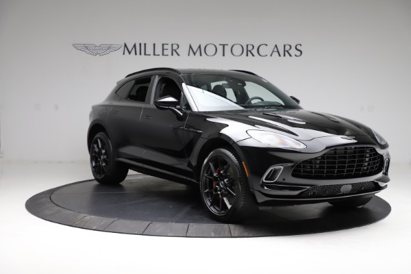 New 2021 Aston Martin DBX for sale $206,286 at Aston Martin of Greenwich in Greenwich CT 06830 10